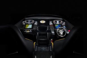 2016 Mercedes-AMG GT S, Cigarette Racing 50 Marauder GT S Concept