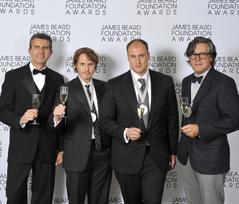 Mercedes-Benz Best New Restaurant Award Winners