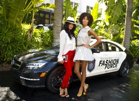 Fashion Force Spots Two of Miami's Most Stylish Outside the Raleigh