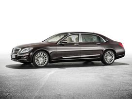 2016 Mercedes-Maybach S-Class