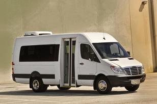 Sprinter Shuttle Van