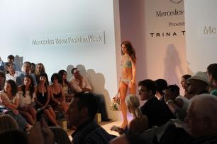 Mercedes-Benz Fashion Week Swim in Miami