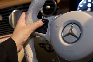 Mercedes-Benz at CES 2016