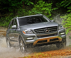 All-New 2012 ML350 4MATIC