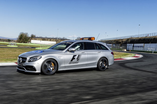 2015 F1 Safety Car