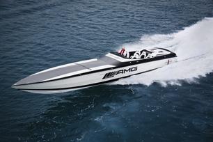 AMG Cigarette Boat