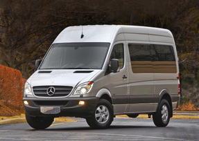 2010 Mercedes-Benz Sprinter Passenger Van