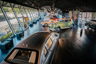 Mercedes-Benz Star Lounge at the 2015 Pebble Beach Concours d'Elegance