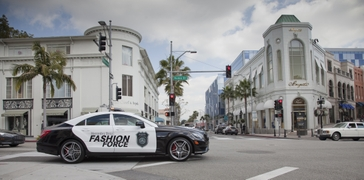 Mercedes-Benz Fashion Force Hits Hollywood For The Oscars