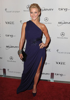 Actress Julianne Hough arrives at the Art of Elysium Gala