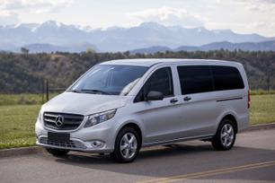 MY2016 Mercedes-Benz Metris Passenger Van
