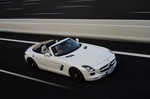 2012 Mercedes-Benz SLS Roadster