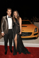 Mercedes-Benz Arrivals at the 25th Annual Palm Springs International Film Festival Awards Gala