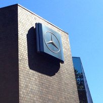 Mercedes-Benz USA's current headquarters in Montvale, New Jersey