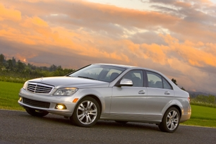 2010 Mercedes-Benz C300 Luxury