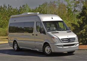 Sprinter Airstream Interstate 3500