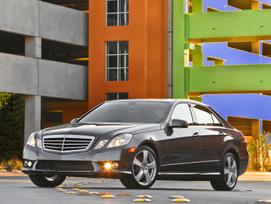 2010 Mercedes-Benz E350 Sport Sedan