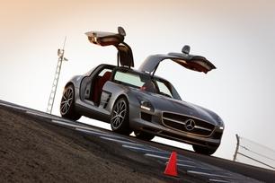 2011 Mercedes-Benz SLS AMG Supercar
