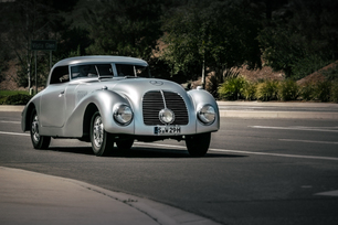 Mercedes-Benz 540K Streamliner at Pebble Beach
