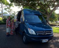 SpeediShuttle Sprinters in Hawaii