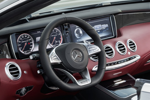 The Mercedes-AMG S63 4MATIC Cabriolet