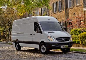 2010 Mercedes-Benz Sprinter 2500 Cargo 170
